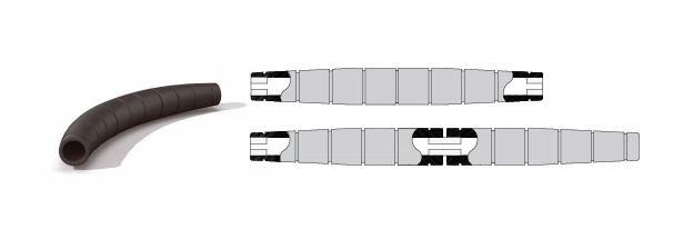 Cylindrical Bow & Stern fenders