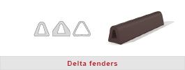 Delta fendrar