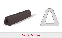 Delta fender