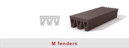 Workboat M fenders