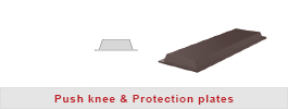 Push-knee&Protection-plates