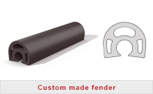 Costom made fender