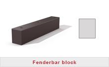Fenderbar block