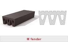 M Fender
