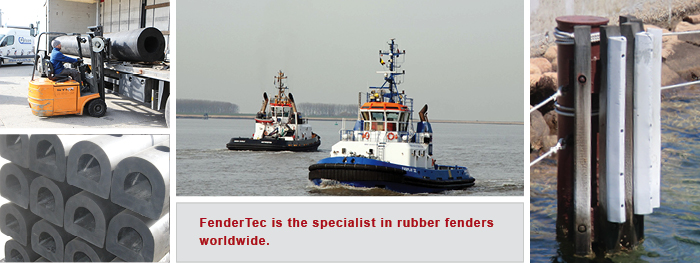 Marine rubber fenders – for quality rubber protection