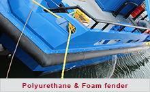 Polyurethane & Foam fenders