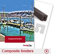 Composite fenders