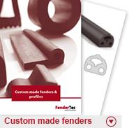 Custom made fenders