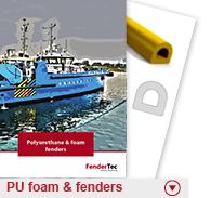 PU foam & fenders