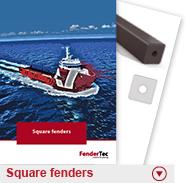 Square fenders