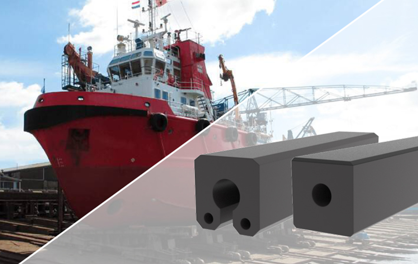 Fenders and products for Shipyards