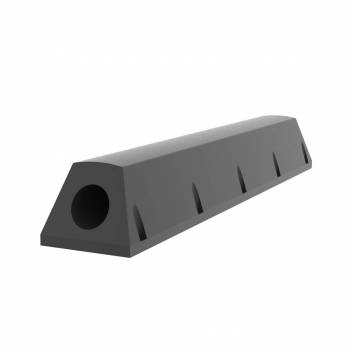 Fendertec marine fendering - Tugboat rubber fenders  - Trapezium with steel insert