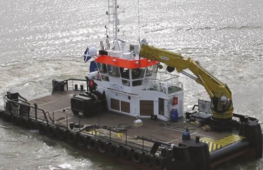 Fendertec marine fendering - M fenders
