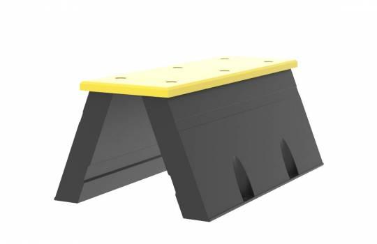 Fendertec marine fendering - Rubber Element fenders