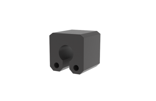 Fendertec marine fendering - Keyhole composite fenders