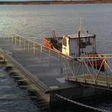 Fendertec marine fendering - Rubber Delta fenders